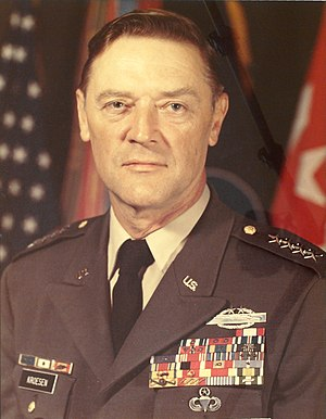 Frederick Kroesen - As Commander of the United States Army Forces Command