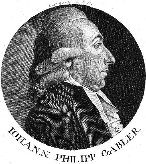 Gabler Johann-Philipp