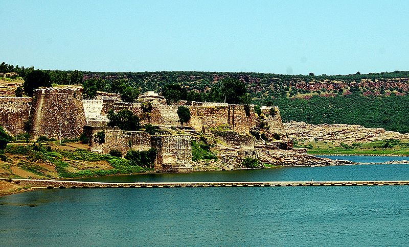 Gagron Fort during Rajasthan Trip