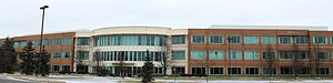 Gale (publisher) - Gale Cengage headquarters building, Farmington Hills