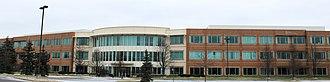 Gale (publisher) - Gale Cengage headquarters building, Farmington Hills