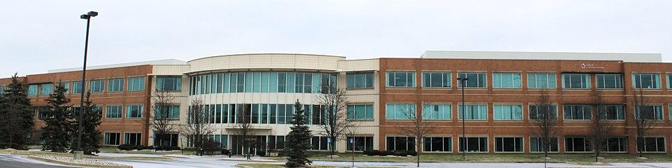 Gale Cengage Headquarters Building Farmington Hills Michigan
