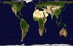 地図投影法の一覧 - Wikipedia