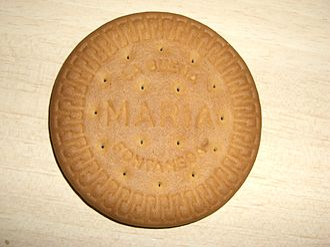Marie biscuit - Image: Galleta María