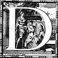 Gallia Christiana, 1715, T1 (page 3 crop - LettreD).jpg