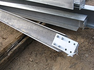 Hot-dip galvanization - Image: Galvanizing 02