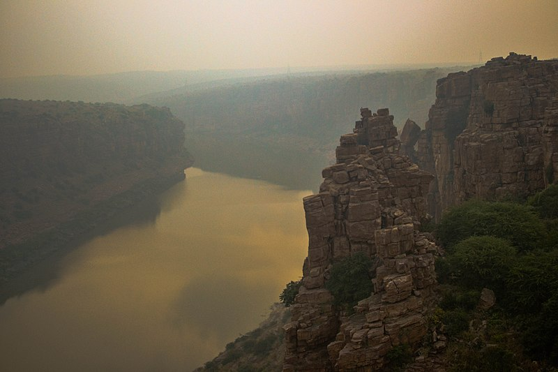 File:Gandikota river view.jpg