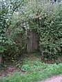 Garden gate at Barnsfold - geograph.org.uk - 250724.jpg