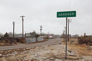 Gardner, Colorado Unincorporated community in Colorado, United States