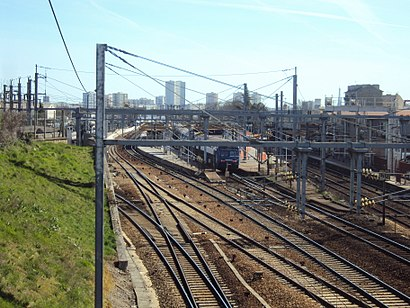 How to get to Gare D'Argenteuil with public transit - About the place