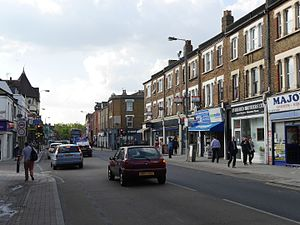 Earlsfield - Garratt Lane, Earlsfield
