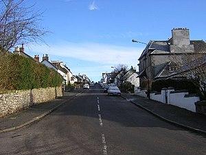 Gartmore - Image: Gartmore Main Street