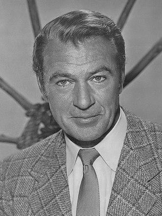 Gary Cooper - Cooper in 1952