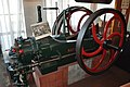 Gas Engine in the Gas Museum - geograph.org.uk - 2120293.jpg
