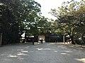 Gate of Oyamazumi Shrine from inner side.jpg