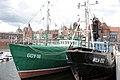 Gdańsk, Ołowianka - kutry rybackie (15252707098).jpg