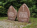 Gdańsk-monument for germans buried on unexisting cemeteries.jpg
