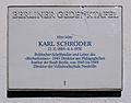 Gedenktafel Fuldastr 37 (Neuk) Karl Schröder.JPG