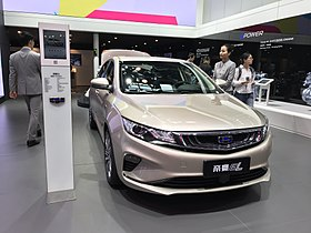 Geely Emgrand Gl Wikipedia
