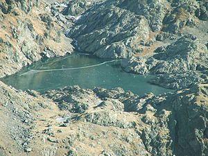 Gelt Lake - Image: Gelt 1