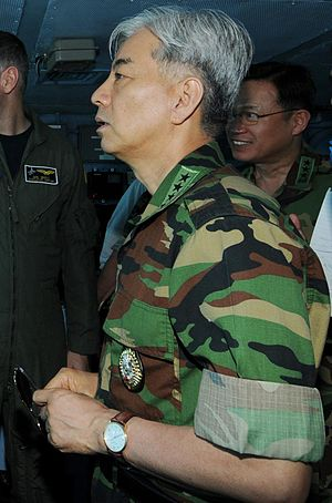 Republic of Korea Armed Forces - Han Min-goo, Minister of National Defense