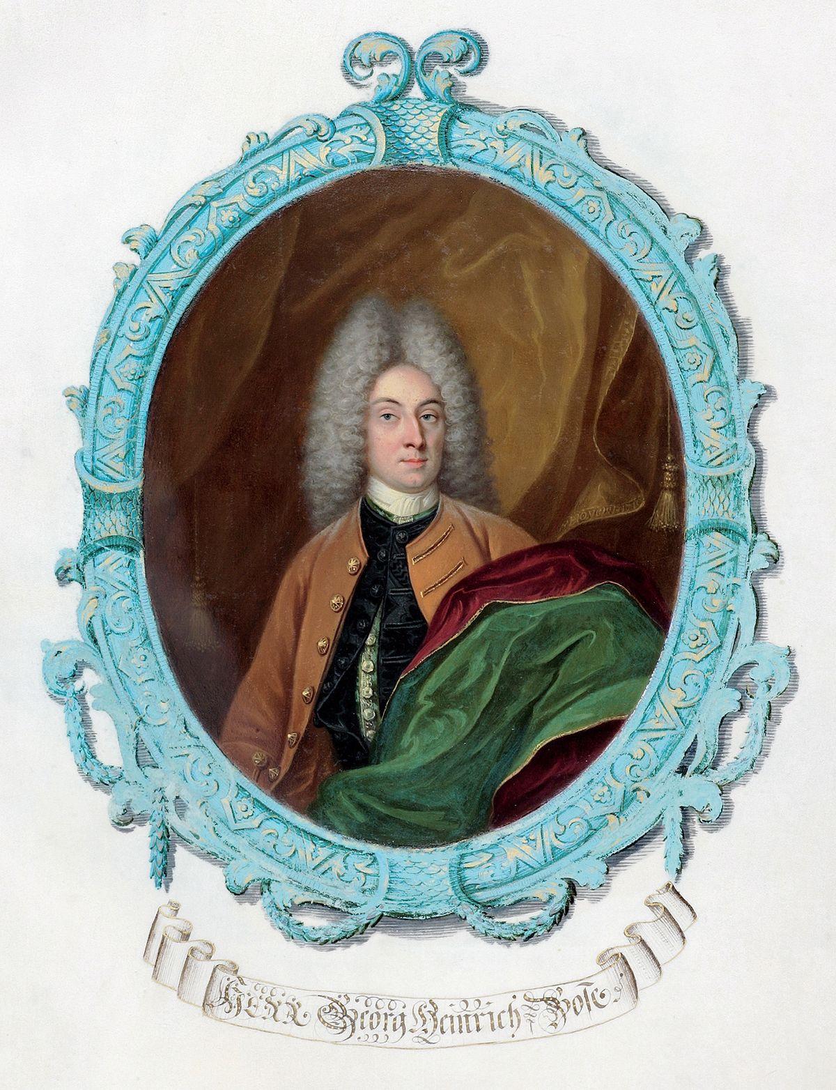 Georg Heinrich net worth salary