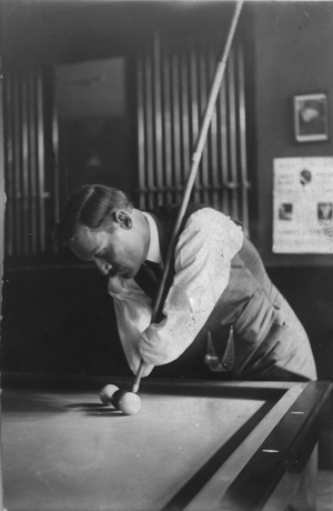 George H. Sutton - Image: George H Sutton Billiards