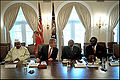 George Bush with African leaders June 28, 2001.jpg