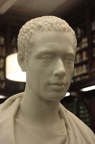 George Combe - Combe as sculpted by Lawrence Macdonald around 1825