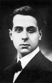Giorgos Seferis at age 21 (1921)