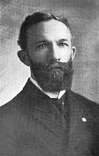 George W. McBride American politician