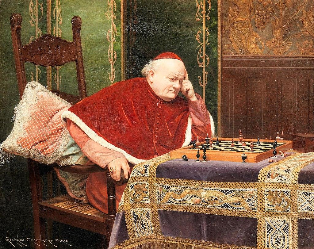 Жорж Крогерт - Шахматы game.jpg