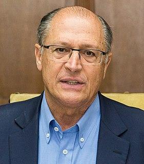 Brazilian politician; Governor of São Paulo