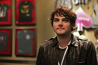 Gerard Way - Way in 2012