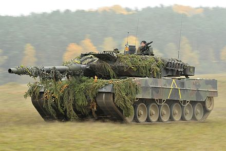 Leopard 2 - Wikiwand
