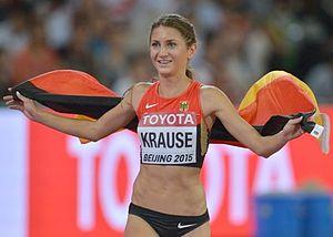Gesa Felicitas Krause - Gesa Felicitas Krause in 2015