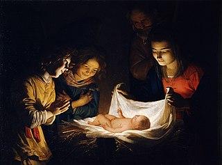 Adoration de l'Enfant