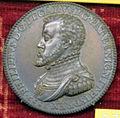 Giampaolo poggini, medaglia di filippo II di spagna, 1557, recto.JPG