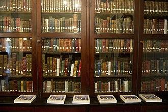 Garrison Library - Image: Gibraltar International Literary Festival 2013 (23)
