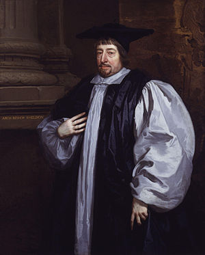 Gilbert Sheldon - Image: Gilbert Sheldon by Sir Peter Lely