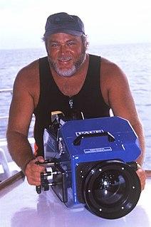 Bret Gilliam Pioneering technical diver and author.