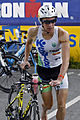 Gina Crawford at Ironman 70.3 Austria 2012.jpg