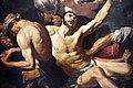 Gioacchino assereto, martirio di san bartolomeo, 1630 ca. 03.JPG