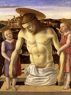 painting by Giovanni Bellini in the Museo Correr