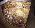 Giovanni coli e filippo gherardi, gloria di san regolo, affreschi del catino absidale del duomo di lucca, 1681, 01.JPG