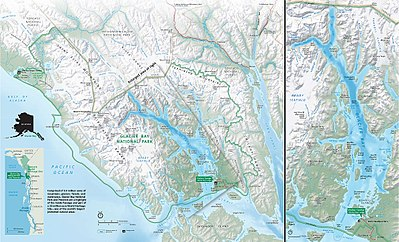 Glacier Bay National Park And Preserve Wikipedia