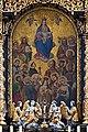 Gliwice All Saints church altar Mary saints.jpg