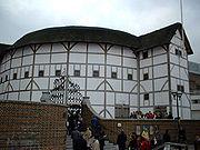 Il Globe, ricostruito nel 1996 sul sito originario