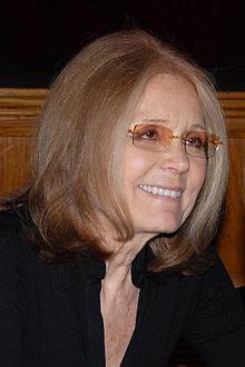 Gloria Steinem - Wikiquote