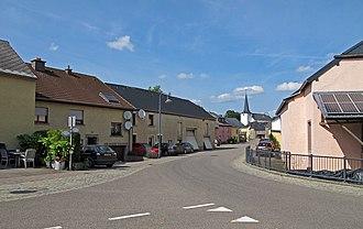Goesdorf - Image: Goesdorf, Op der Tomm 01